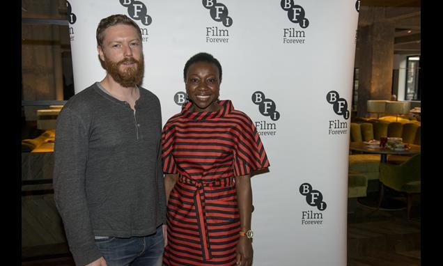 Tristan Goligher and Muna Otaru